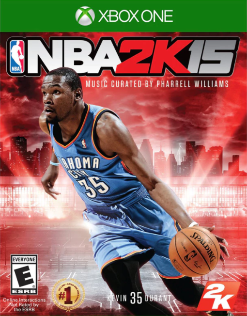 NBA 2K15 on XOne - Gamewise