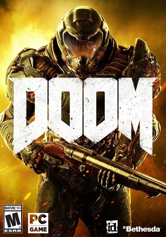 Doom 4 [Gamewise]