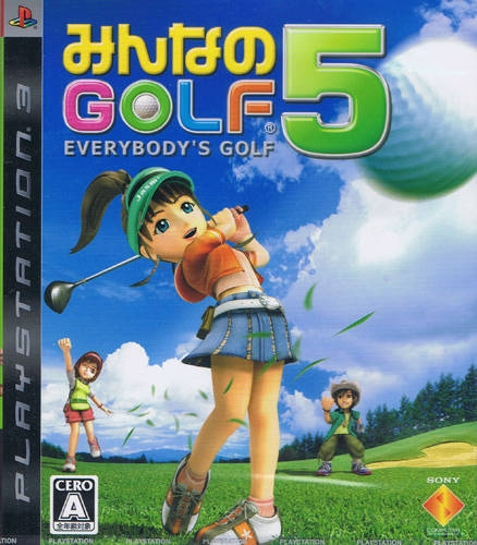 Hot Shots Golf: Out of Bounds Wiki - Gamewise