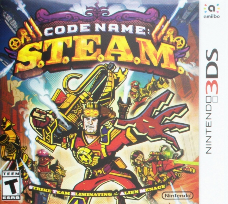Code Name: S.T.E.A.M. | Gamewise