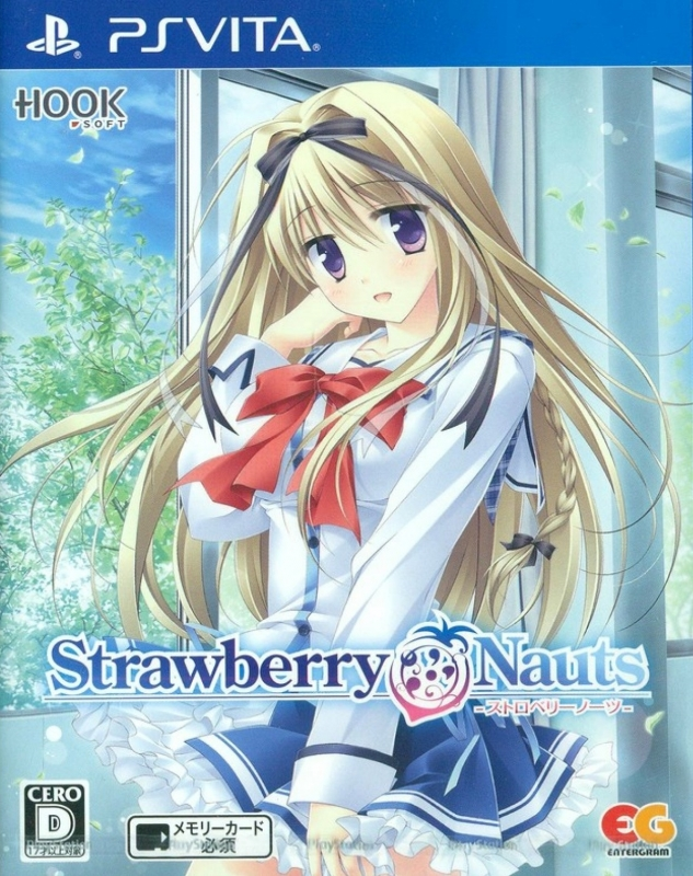 Strawberry Nauts for PSV Walkthrough, FAQs and Guide on Gamewise.co