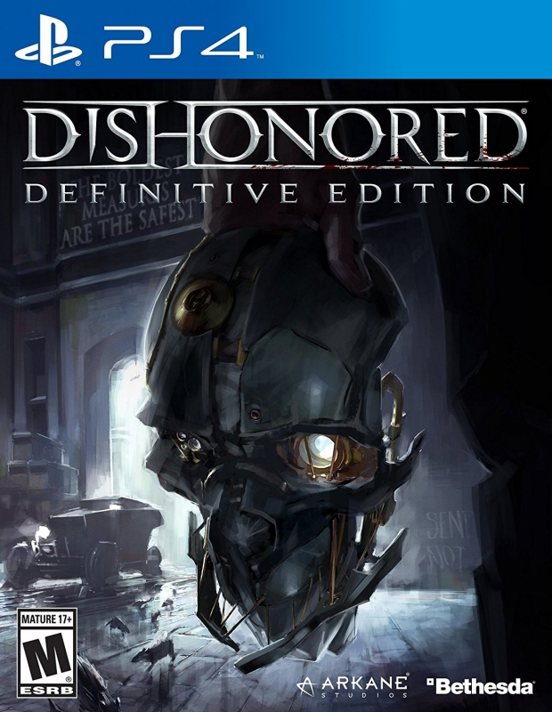 Dishonored on PS4 - Gamewise