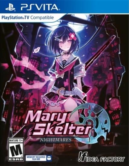 Kangokutou Mary Skelter Wiki - Gamewise