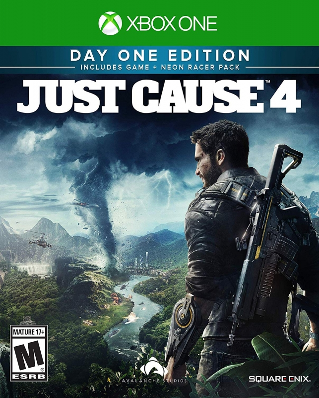 Gamewise Wiki for Just Cause 4 (XOne)