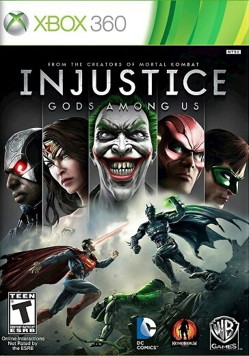 Injustice: Gods Among Us on Gamewise