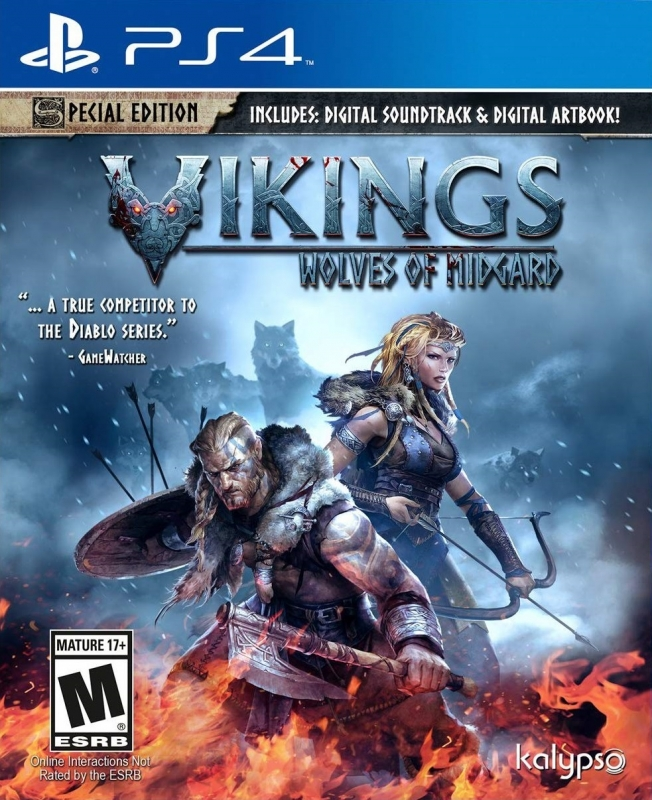 Vikings: Wolves of Midgard for PS4 Walkthrough, FAQs and Guide on Gamewise.co