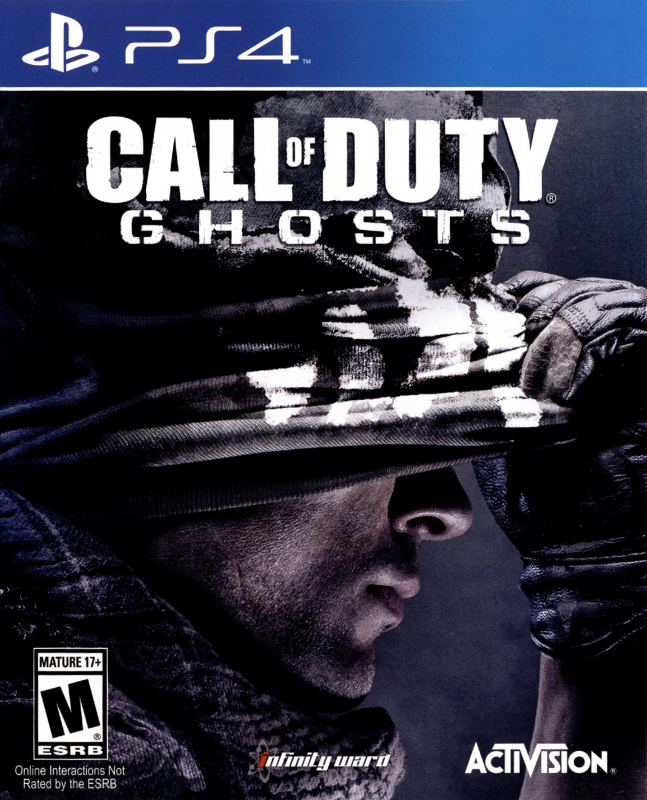 Gamewise Wiki for Call of Duty: Ghosts (PS4)