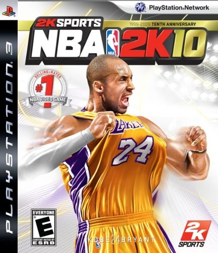 NBA 2K10 on PS3 - Gamewise