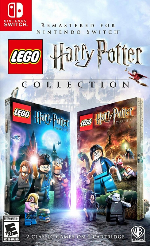 LEGO Harry Potter Collection for NS Walkthrough, FAQs and Guide on Gamewise.co