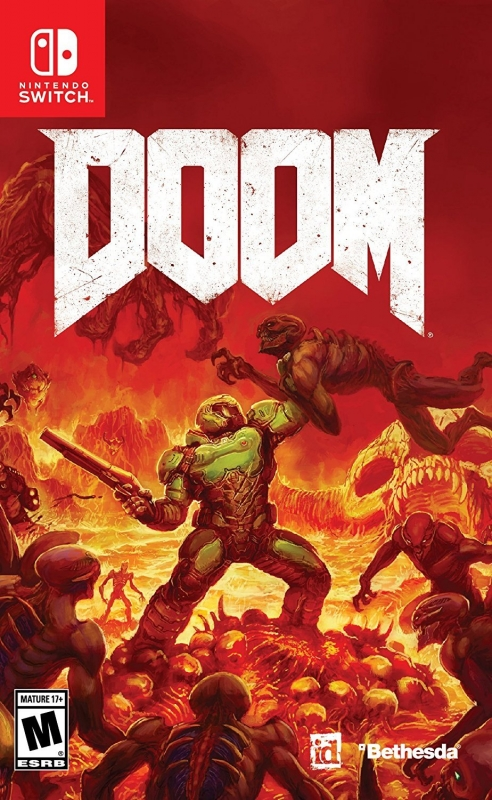 Doom (2016) on NS - Gamewise