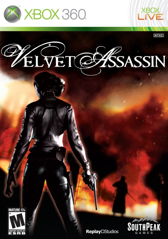 Velvet Assassin for X360 Walkthrough, FAQs and Guide on Gamewise.co