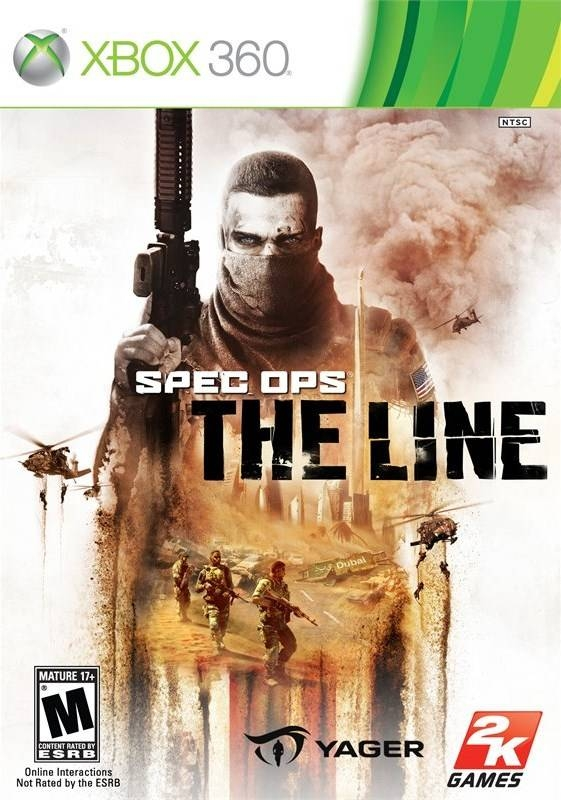 Spec Ops: The Line on X360 - Gamewise
