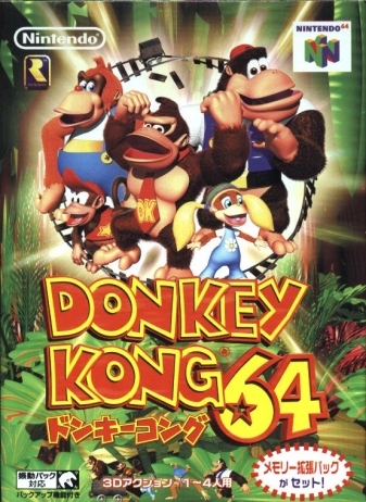 donkey kong n64 walkthrough