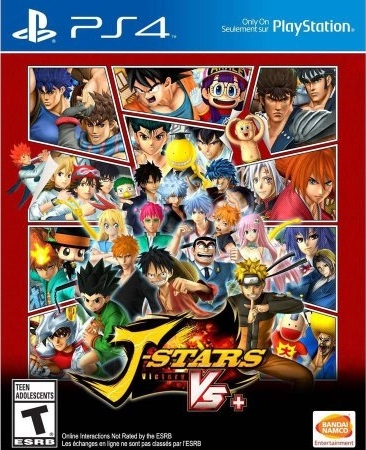 J-Stars Victory Vs.+ for PS4 Walkthrough, FAQs and Guide on Gamewise.co