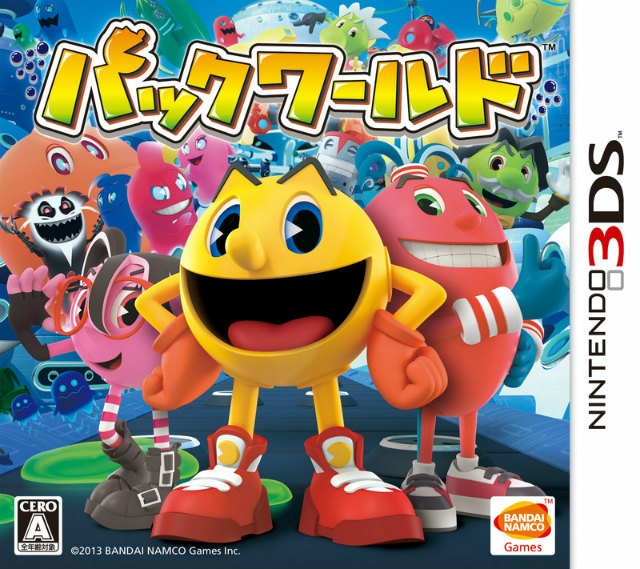 PAC-MAN and the Ghostly Adventures (3DS) on 3DS - Gamewise