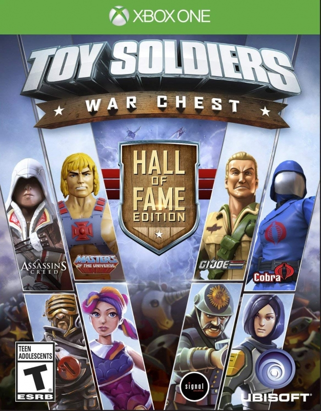 Gamewise Toy Soldiers: War Chest Wiki Guide, Walkthrough and Cheats