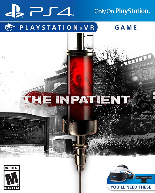 The Inpatient on PS4 - Gamewise