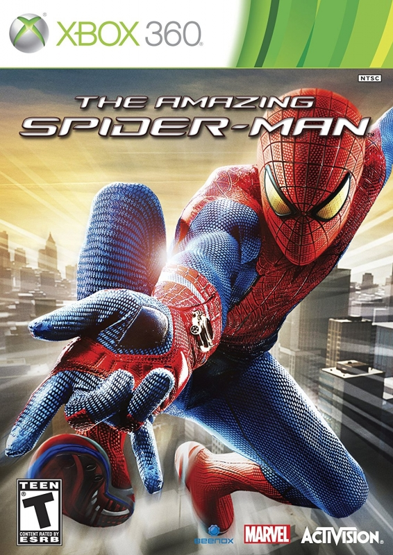 The Amazing Spider-Man (Console Version) for X360 Walkthrough, FAQs and Guide on Gamewise.co
