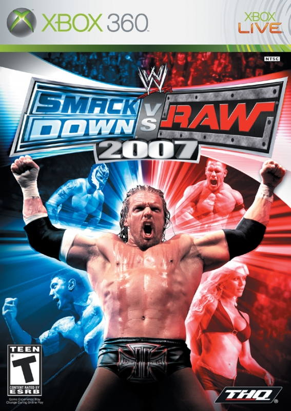 WWE SmackDown vs. RAW 2007 for X360 Walkthrough, FAQs and Guide on Gamewise.co