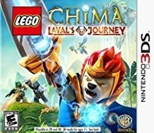 Legends of Chima: Laval's Journey [Gamewise]