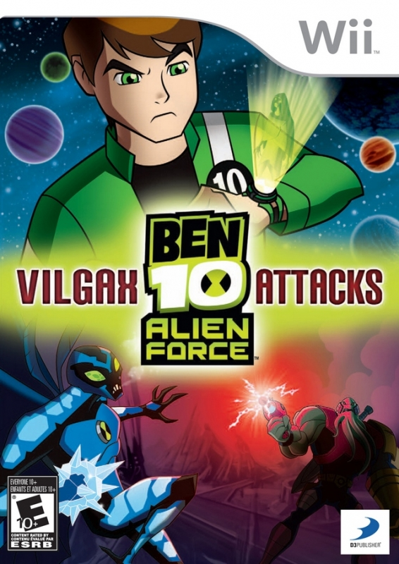 Ben 10 Alien Force: Vilgax Attacks | Gamewise