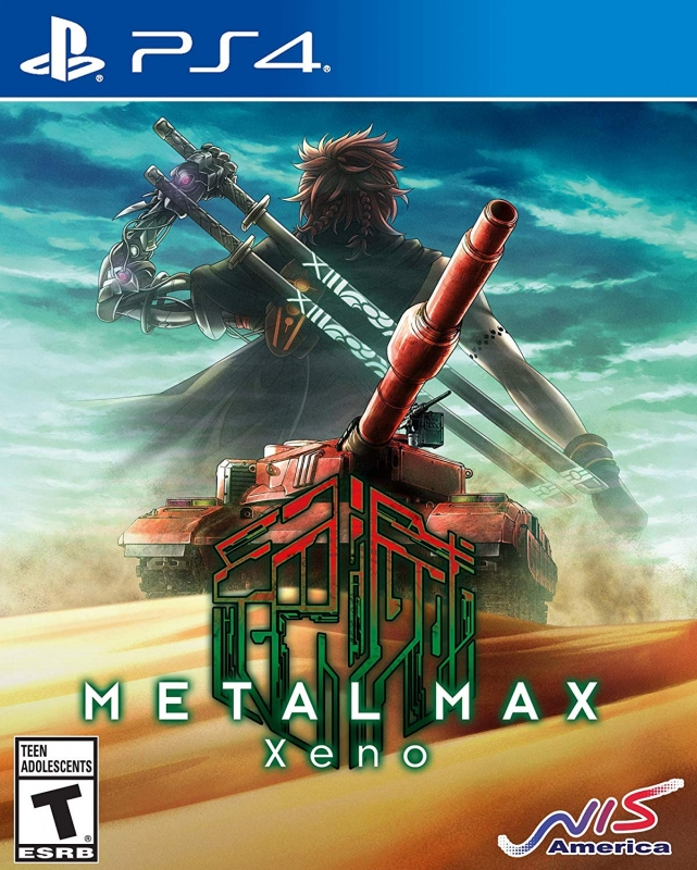 Gamewise Metal Max Xeno Wiki Guide, Walkthrough and Cheats