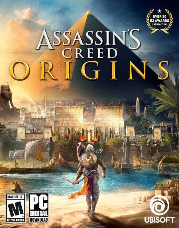Assassin's Creed Origins [Gamewise]