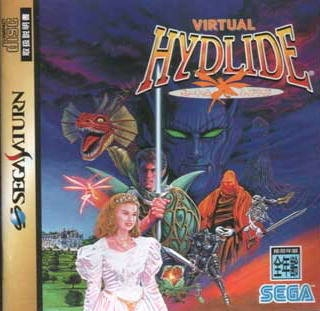 Virtual Hydlide on SAT - Gamewise