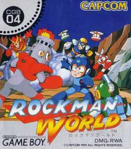 Mega Man: Dr. Wily's Revenge for GB Walkthrough, FAQs and Guide on Gamewise.co