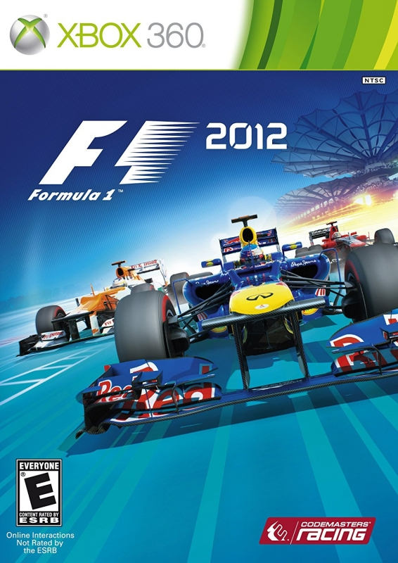 F1 2012 on X360 - Gamewise