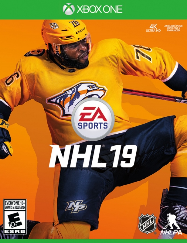 NHL 19 on XOne - Gamewise