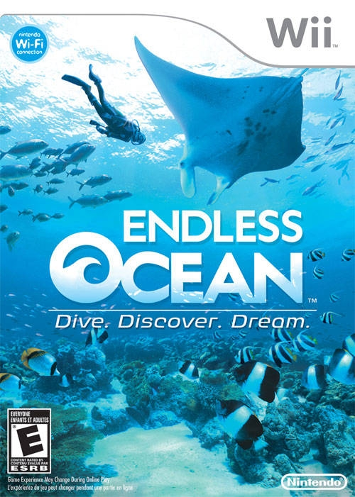 Endless Ocean Wiki - Gamewise