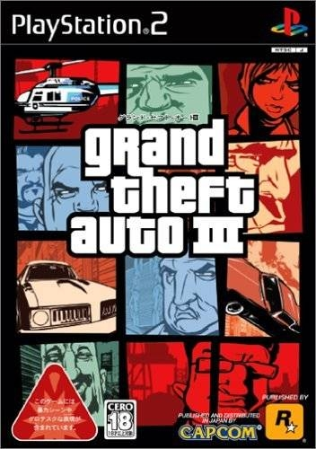 Grand Theft Auto III [Gamewise]