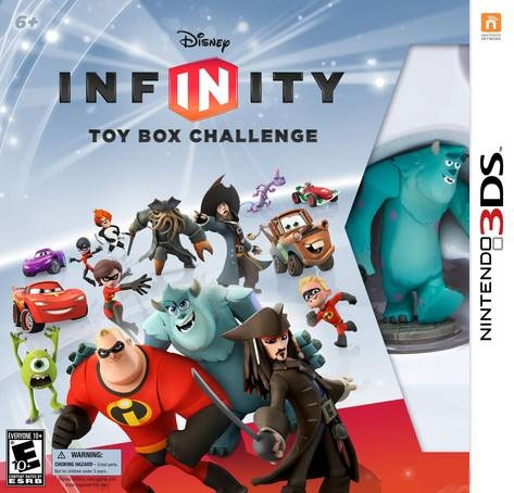 Disney Infinity on 3DS - Gamewise
