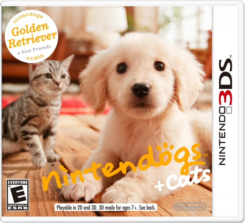 Nintendogs + cats for 3DS Walkthrough, FAQs and Guide on Gamewise.co