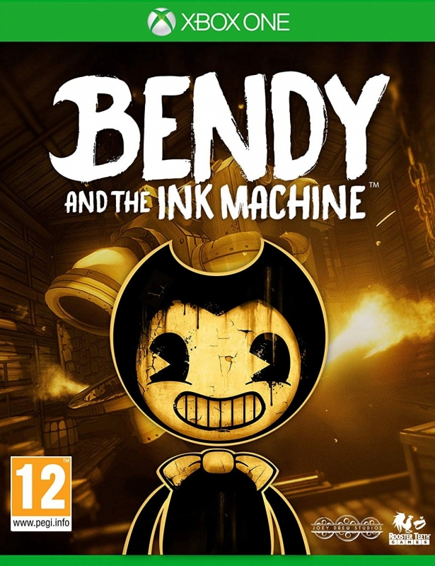 Gamewise Wiki for Bendy and the Ink Machine (XOne)