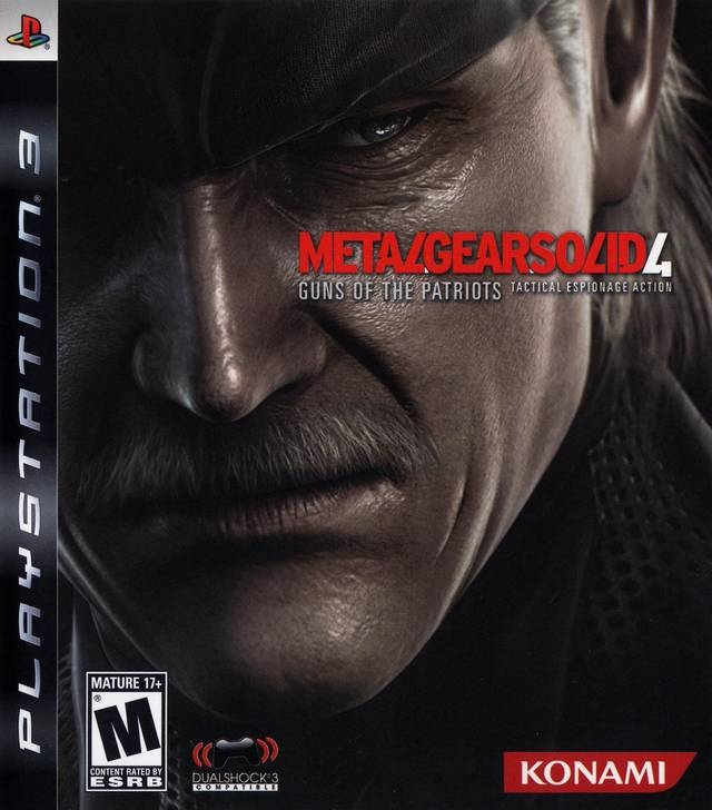 Metal Gear Solid 4: Guns of the Patriots on PS3 - Gamewise