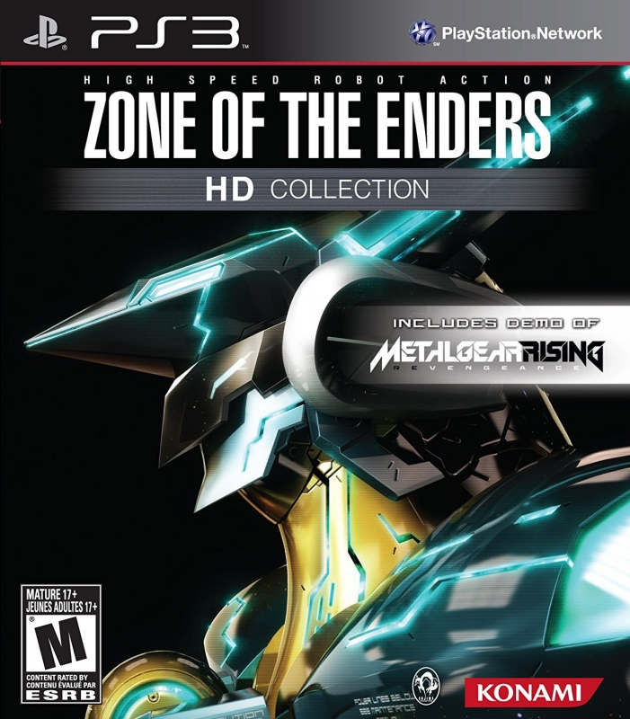 Zone of the Enders for PS3 Walkthrough, FAQs and Guide on Gamewise.co