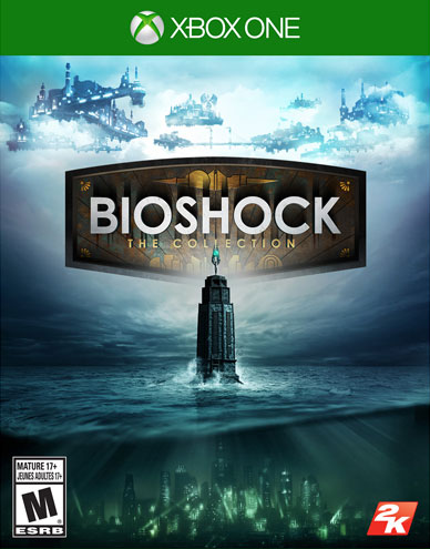 BioShock The Collection for XOne Walkthrough, FAQs and Guide on Gamewise.co