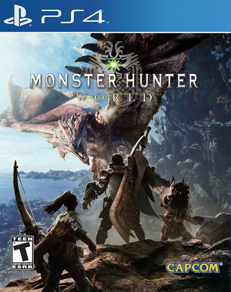 Monster Hunter: World on PS4 - Gamewise