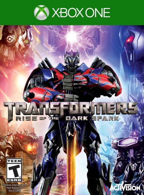 Transformer: Rise of the Dark Spark Wiki - Gamewise