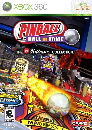 Pinball Hall of Fame: The Williams Collection for X360 Walkthrough, FAQs and Guide on Gamewise.co