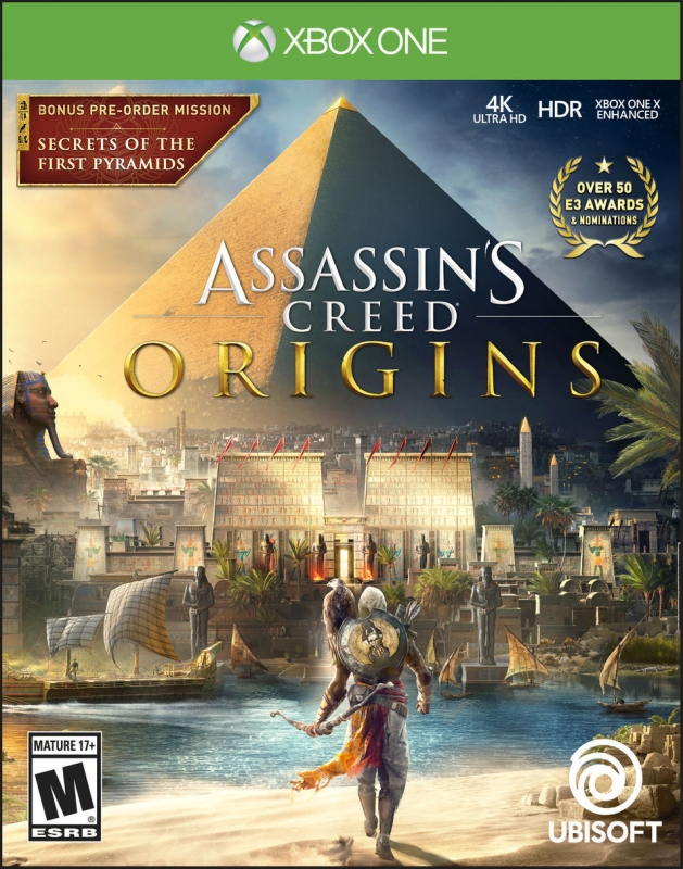 Assassin's Creed Origins for XOne Walkthrough, FAQs and Guide on Gamewise.co