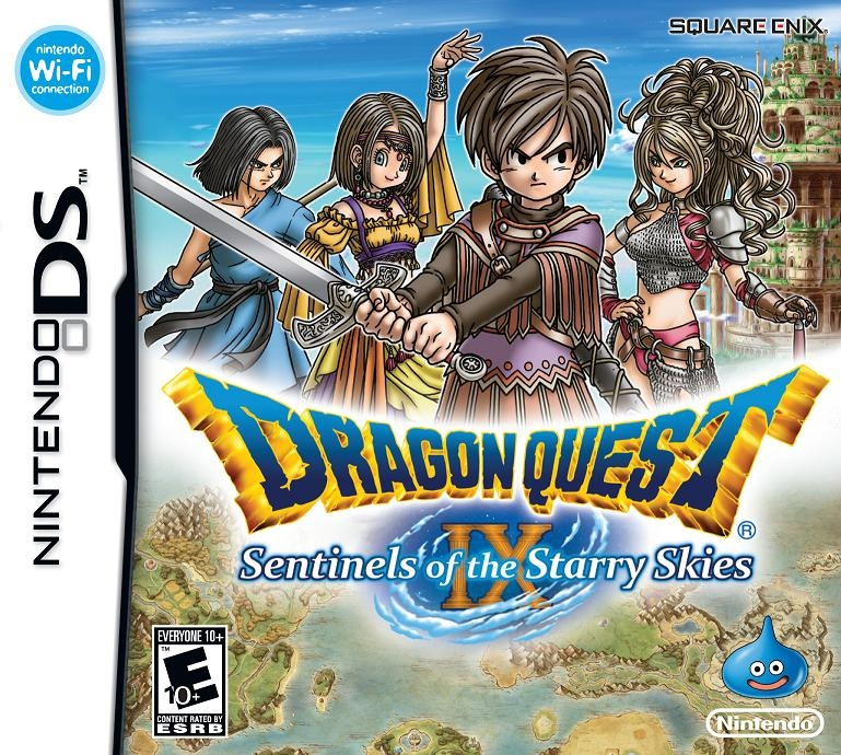 Dragon Quest IX: Sentinels of the Starry Skies for DS Walkthrough, FAQs and Guide on Gamewise.co