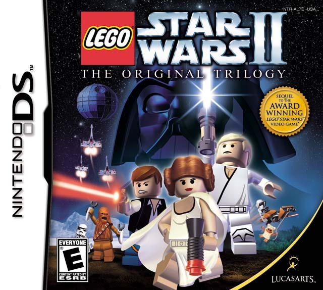 LEGO Star Wars II: The Original Trilogy for DS Walkthrough, FAQs and Guide on Gamewise.co
