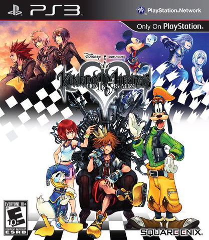 Kingdom Hearts HD 1.5 ReMIX on PS3 - Gamewise