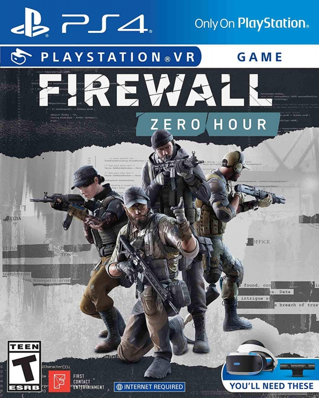 Firewall: Zero Hour on PS4 - Gamewise
