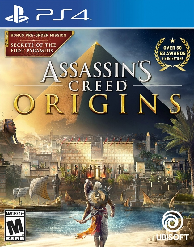 Assassin's Creed Origins for PS4 Walkthrough, FAQs and Guide on Gamewise.co