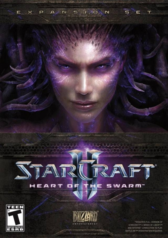 Starcraft II: Heart of the Swarm Release Date - PC