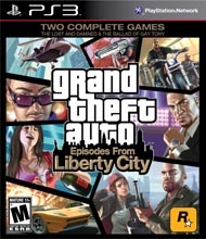 Grand Theft Auto: Episodes from Liberty City Wiki on Gamewise.co
